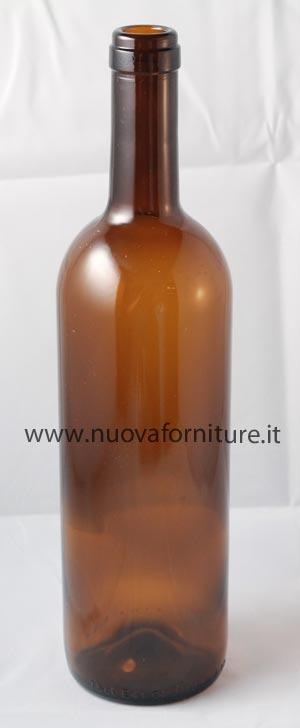 bottiglia bordolese 750ml